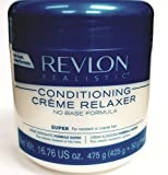 Best Hair Relaxer For Black Hairs - Revlon Professional Relaxer Super Conditioning Cream, 15 Ounce Review