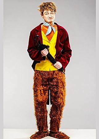 MagicBox Adult Mr Tumnus Narnia Style Faun Costume Medium (37-40u0026quot; ...  sc 1 st  Amazon UK & MagicBox Adult Mr Tumnus Narnia Style Faun Costume Medium (37-40 ...