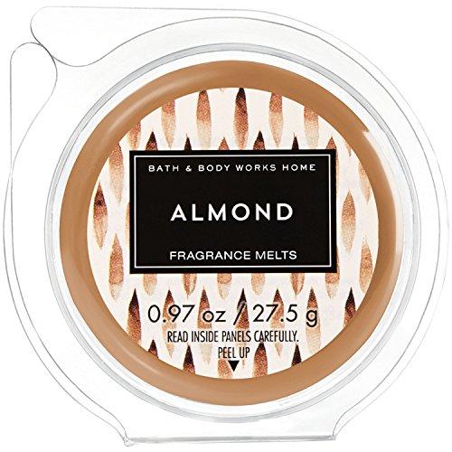 (Bath & Body Works Wax Home Fragrance Melt Almond)