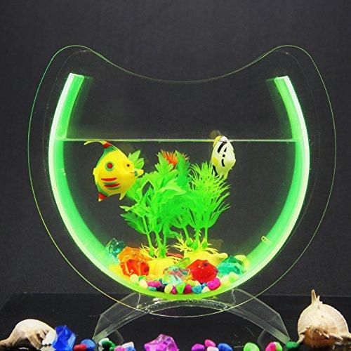 acrylic-starter-fish-bowl-break-resistant-goldfish-tank-aquarium-for-desk-bedroom-dorm-room-decorati