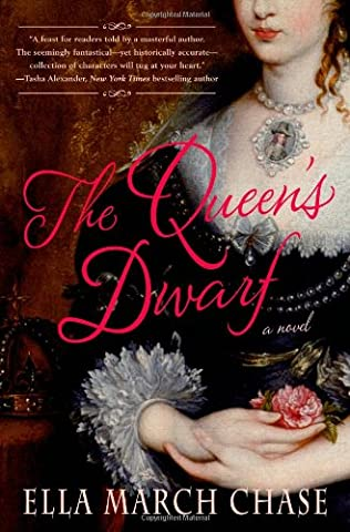 book cover of The Queen\'s Dwarf