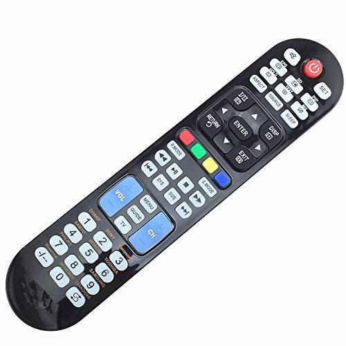 Artshu LCD LED Smart Controller Universal TV Remote Control for Philips lg  Samsung hisense skyworth changhong TCL Prima haier konka