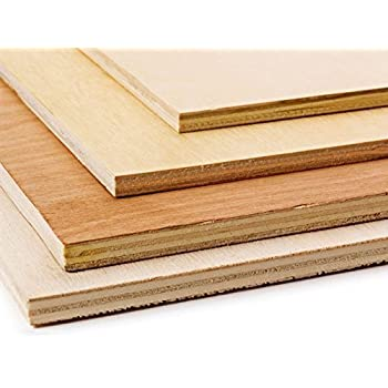 Marine plywood 9mm 4ft x 2ft 1220mm x 610mm by home kitchen for Marine plywood vs exterior plywood