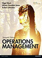 Operations Management, 7th Edition