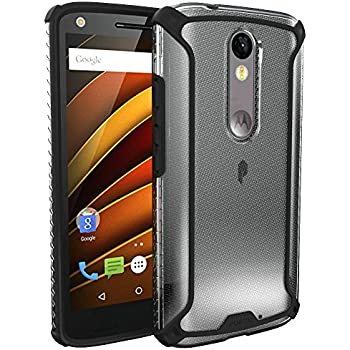 Moto Droid Turbo 2 Case, POETIC Affinity Series Premium Thin/No Bulk/Slim