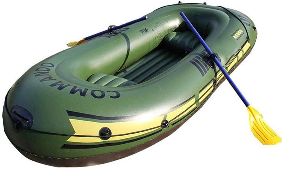 N//L Aufblasbares kajak f/ür 2//3 Personen,Schlauchboot Aufblasbares Kajak Boot Ruderboot Aufblasbar Mit Paddel,und 2 Kissen,Schlauchboot f/ür Erwachsene