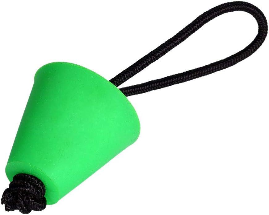 Lixada 4PCS Best Universal Kayak Scupper Plug Kit Kayak Scupper Plug Kit Canoe Drain Holes Stopper Bung