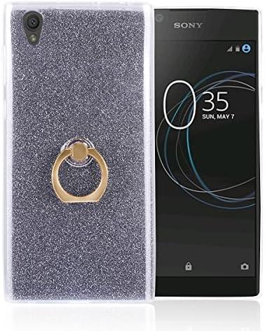 Funda® Anillos Soporte Carcasa Case Cover Caso para Sony Xperia L1 ...