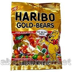 Haribo Halal Gold bears 160gram