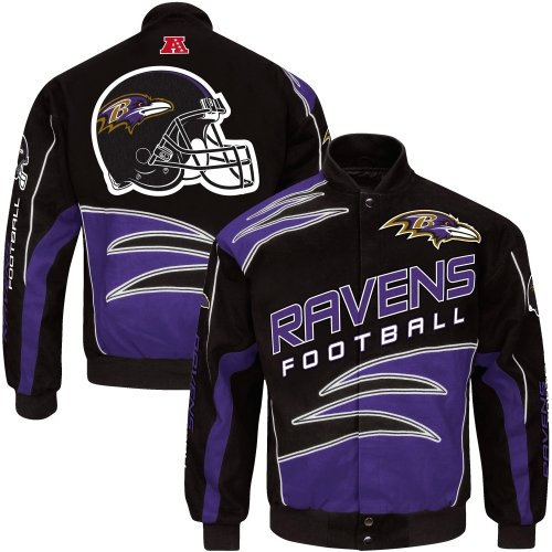 Amazon.com: G-III Sports Baltimore Ravens - Chaqueta de ...