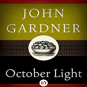 October Light Audiobook