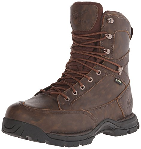 Danner Men's Pronghorn 8 Inch 400G Hunting Boot, Brown, 8.5