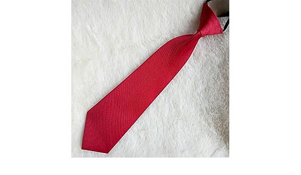 xqzs Vino Tinto Corbata roja Camisa de Traje de Corbata ...