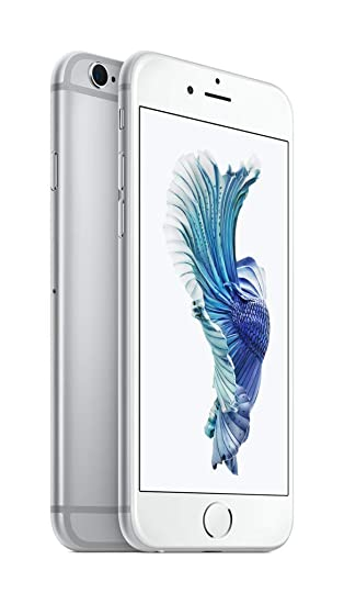 6f2965462d7 Apple iPhone 6s (32GB) - Silver: Amazon.co.uk