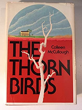 book cover of The Thorn Birds