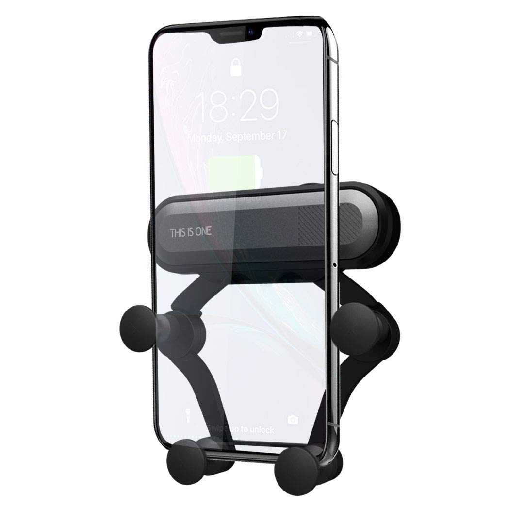 Car Phone Mount,Phone Holder for Car,Leebote Anti-Slip Phone Holder Compatible with iPhone, Samsung, Android Smartphones