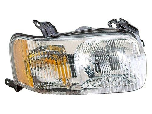 03 ford escape driver head light - 9