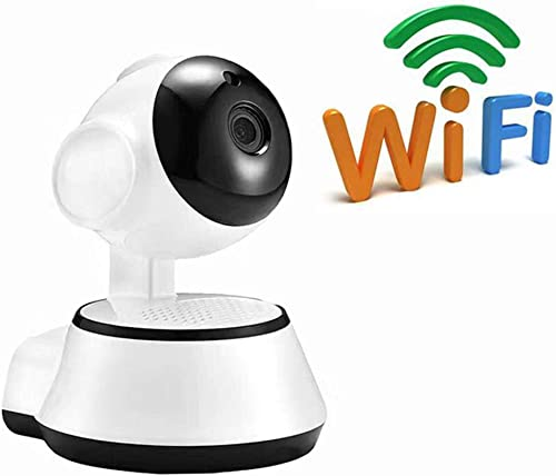 New Pan Tilt Wireless IP Camera WiFi 720P CCTV Home Security Cam Micro SD Slot Support Microphone P2P Free APP ABS Plastic