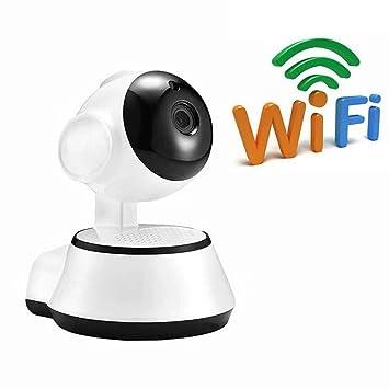 Amazon.com: V380 teléfono APP HD 720P Mini IP Cámara WiFi ...