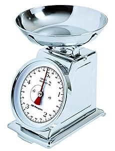 Orbegozo PC 1010 - Peso de cocina mecánico