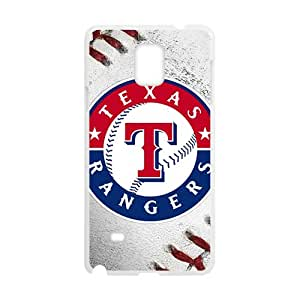 Texas Rangers Fahionable And Popular Back Case Cover For Samsung Galaxy Note4