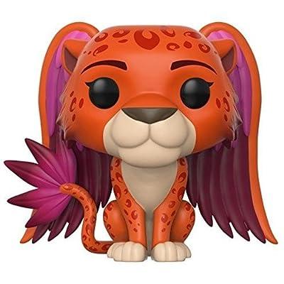 Funko Pop Disney: Elena of Avalor - Luna Collectible Vinyl Figure: Funko Pop! Disney:: Toys & Games