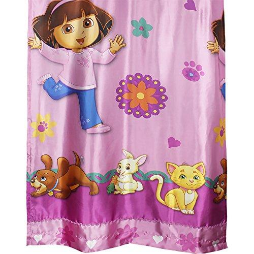 Dora The Explorer Curtain - 2