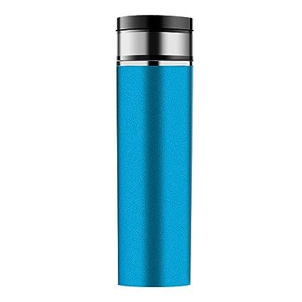 Yousheng Taza Eléctrica del Coche de la Taza 12-24V Que calienta la Taza Elegante