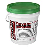 Dexpan Expansive Demolition Grout 44 Lb. Bucket for Rock Breaking, Concrete Cutting, Excavating, Quarrying and Mining. Alternative to Blasting, Demolition Jack Hammer Breaker, Jackhammer, Diamond Blade Concrete Saw, Rock Drill (#2 (50F-77F))