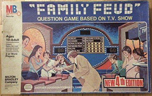 family feud board game 4th edition - 1