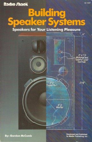 Building Speaker Systems