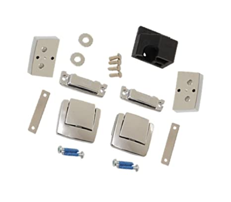 6761cece943a Orange Cycle Parts Tour-Pak Latch Hardware Kit for Harley Touring 1997-2013  with Tour-Pack