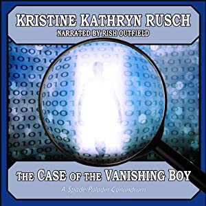 The Case of the Vanishing Boy Audiobook