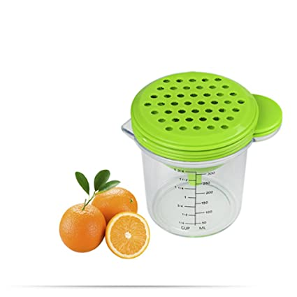 Exprimidor de limón para cocina, herramienta múltiple para bebé, amoladora de alimentos, vaso