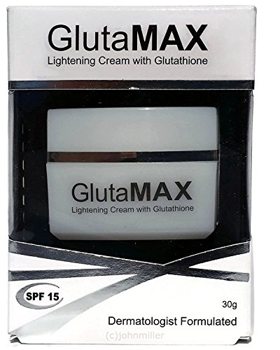 GlutaMax Lightening Cream Glutathione 30g product image
