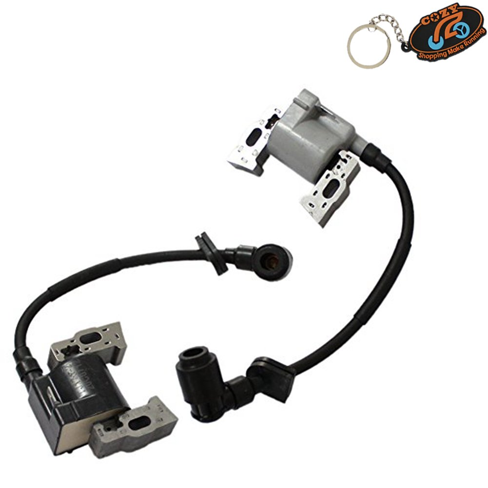 Cozy Left & Right Ignition Coil Magneto For Honda GX620 GX670 20HP V Twin Engines