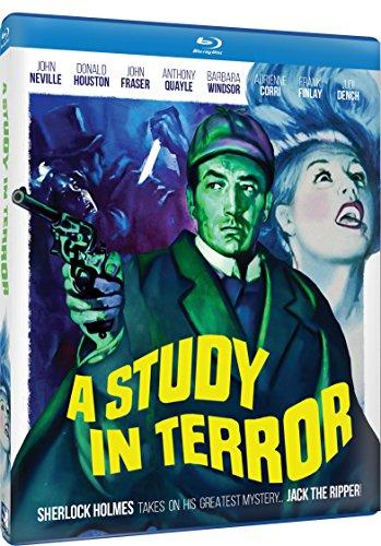 A Study in Terror - BD [Blu-ray]