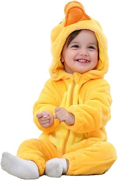 Briskorry - Pijama de franela para bebé: Amazon.es: Ropa y ...