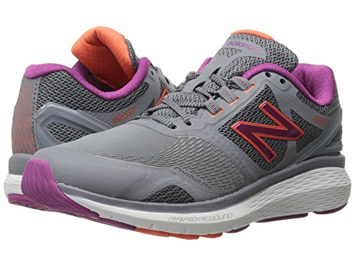 (ニューバランス) New Balance レディースウォーキングシューズ?靴 WW1865v1 Grey/Silver 5.5 (22.5cm) 2A - Narrow