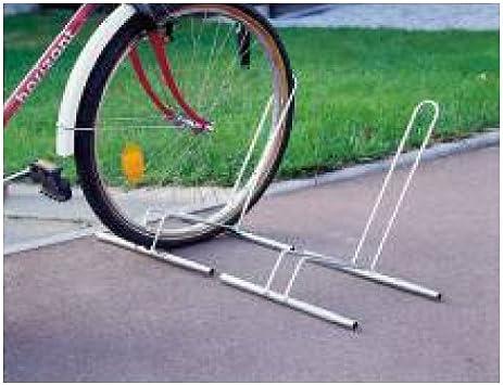 Mottez - Soporte para Bicicletas sobre Suelo: Amazon.es: Bricolaje ...