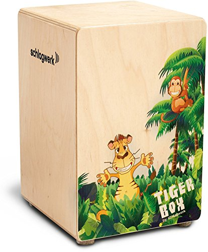 Schlagwerk CP400 Tiger Box Kids Cajon