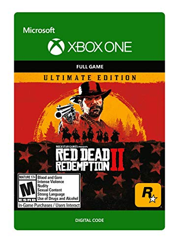 - Red Dead Redemption 2: Ultimate Edition - Xbox One [Digital Code]