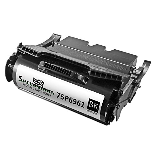 Speedy Inks - Remanufactured IBM 75P6961 HY Black Laser Toner Cartridge for use in IBM InfoPrint 1532 Express, IBM InfoPrint 1552, IBM InfoPrint 1572