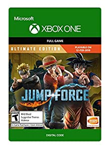 Amazon.com: Jump Force: Ultimate Edition - Xbox One