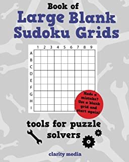 blank sudoku grids made a mistake use a blank grid start again