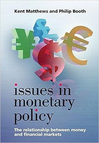 BREAKING DOWN 'Monetary Policy'