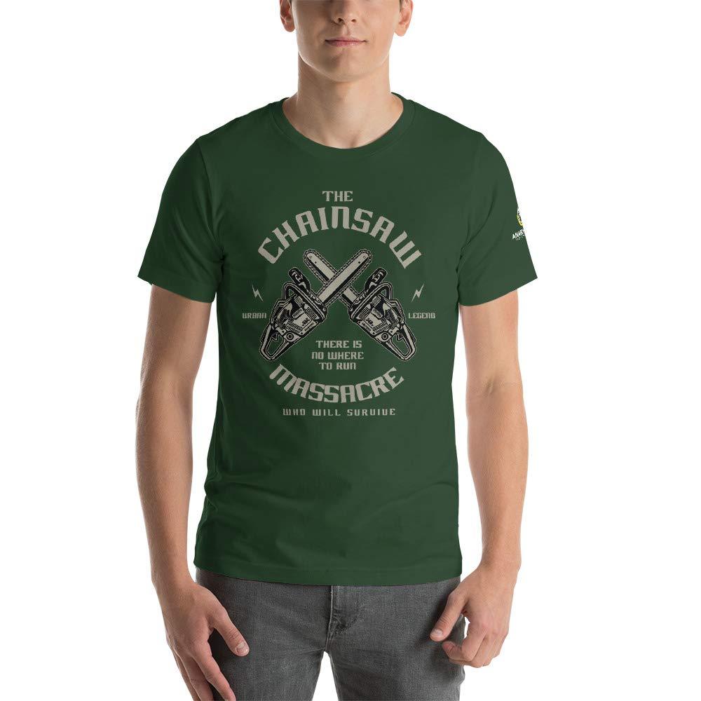 AnarchoCoffee Texas Chainsaw Massacre Short-Sleeve T-Shirt