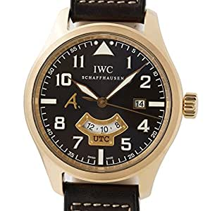 IWC Pilot automatic-self-wind mens Watch IW3261-03 (Certified Pre-owned)