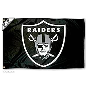 Oakland raiders boat and golf cart flag for Outboard motor shop oakland