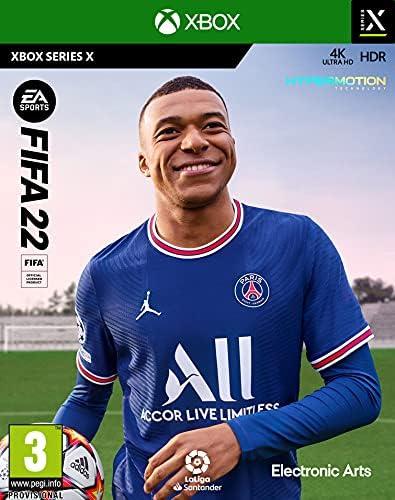 FIFA 22 XBOX SX ES PG FRONTLINE
